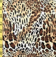 Animal Print Leopard Print Spandex Covers AP-1074