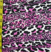 Animal Print Leopard Print Spandex Covers AP-957