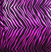 Animal Print Zebra Spandex Covers AP-280