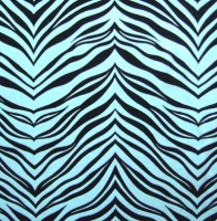 Animal Print Zebra Spandex Covers APUS-371