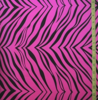Animal Print Zebra Spandex Covers 1057-NP