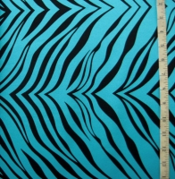 Animal Print Zebra Spandex Covers 1057-T.Tr