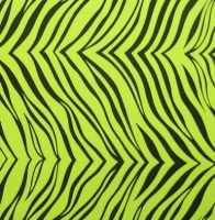 Animal Print Zebra Spandex Covers 1057-Y