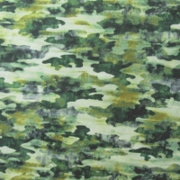 Printed Camouflage Spandex Covers PS-7174