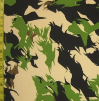 Printed Camouflage Spandex Covers PS-3550