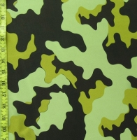 Printed Camouflage Spandex Covers PSF-6477