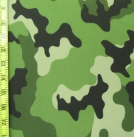Printed Camouflage Spandex Covers PSF-6478
