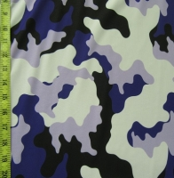 Printed Camouflage Spandex Covers PSF-6479
