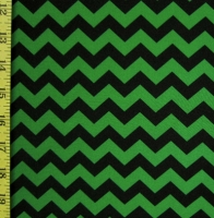 Printed Chevron Spandex Covers PS-4979