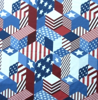 Printed Flag Spandex Covers PSF-7234