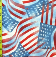 Printed Flag Spandex Covers PS-6075