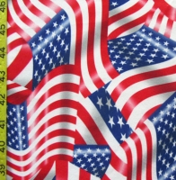 Printed Flag Spandex Covers PS-6076