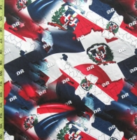 Printed Flag Spandex Covers PS-6904
