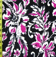 Printed Floral Spandex Covers PS-3899