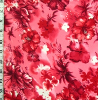 Printed Floral Spandex Covers PS-4187