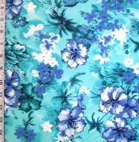Printed Floral Spandex Covers PS-4189