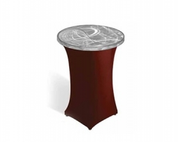 Metal Table Top Skirting Wrap