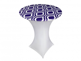Groovy Table Topper